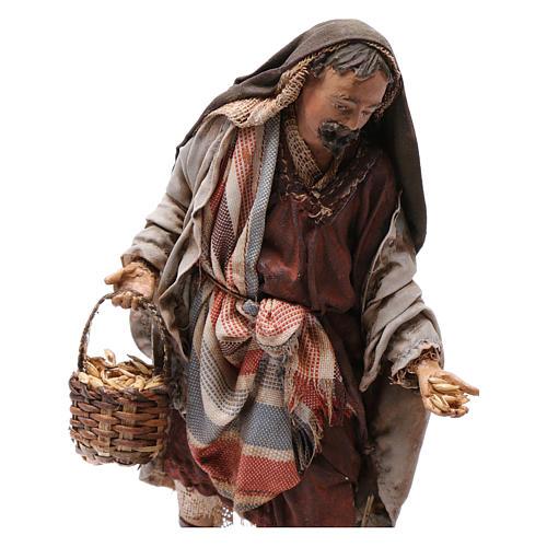 Pastor con cerdos 13 cm Angela Tripi 2