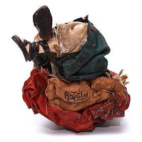 Annunciation to the Shepherds scene, 13 cm Angela Tripi figurines s9