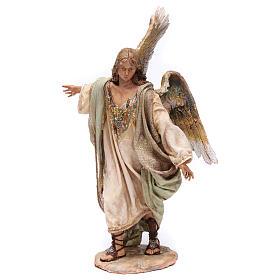 Annuncio dell'Angelo ai pastori 18 cm Angela Tripi s2