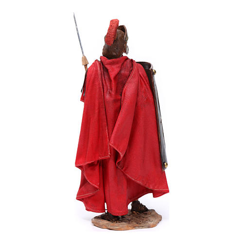 Soldato romano per presepe 18 cm Angela Tripi 5