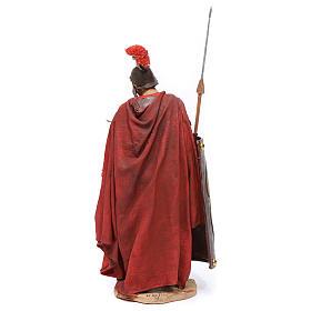 Soldato romano chinato 18 cm Angela Tripi s5