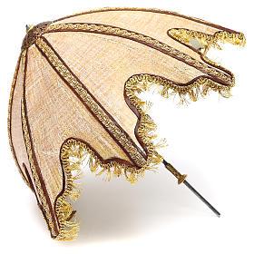 Serviteur avec parasol 30 cm Angela Tripi s9