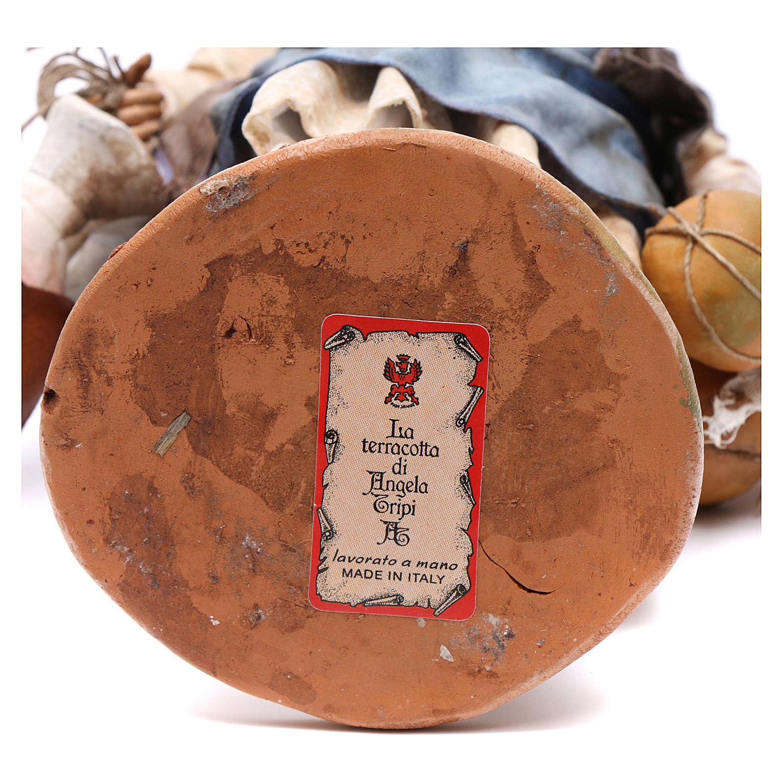 Pastorella con anfora 30 cm Angela Tripi 4
