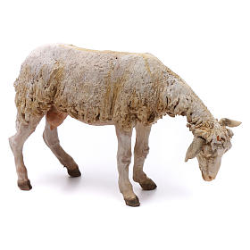 Pecorella per presepe Angela Tripi 30 cm s1