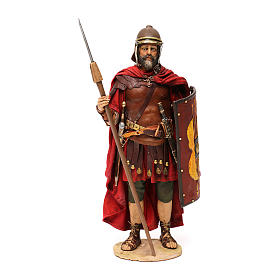 Pesebre Angela Tripi: Soldado romano con barba 30 cm Angela Tripi