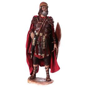 Soldato romano con barba 30 cm Angela Tripi s1