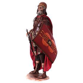 Soldato romano con barba 30 cm Angela Tripi s3