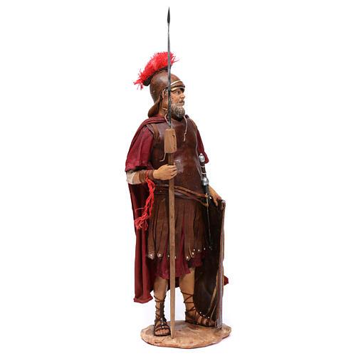Soldato romano con barba 30 cm Angela Tripi 8