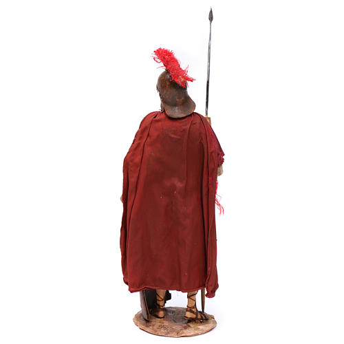 Soldato romano con barba 30 cm Angela Tripi 9
