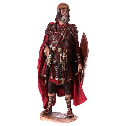 Soldato romano con barba 30 cm Angela Tripi 1
