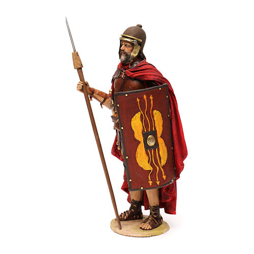Soldato romano con barba 30 cm Angela Tripi 3