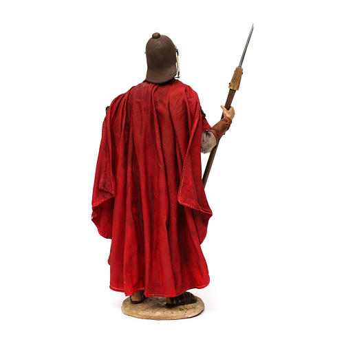 Soldato romano con barba 30 cm Angela Tripi 5