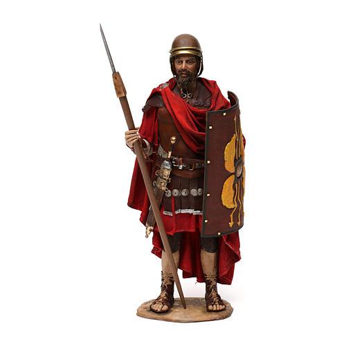 Soldato romano con barba 30 cm Angela Tripi 7