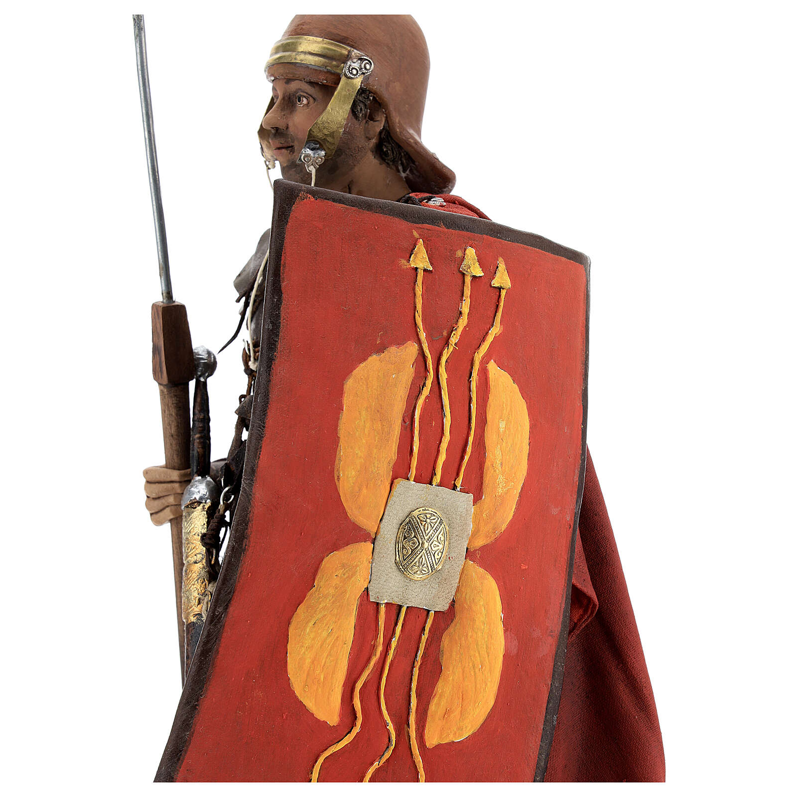 Soldat romain 30 cm Angela Tripi 4