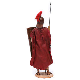 Soldato romano 30 cm Angela Tripi s5