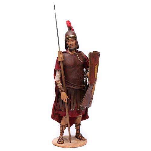 Soldato romano 30 cm Angela Tripi 1