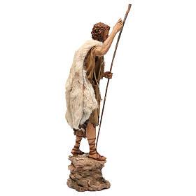 Bautismo de Jesús Escena Angela Tripi 30 cm s8