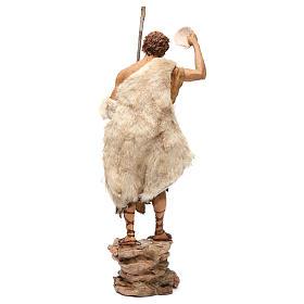 Bautismo de Jesús Escena Angela Tripi 30 cm s9