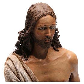 Battesimo di Gesù Scena Angela Tripi 30 cm s2
