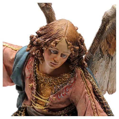Scena dell' Annunciazione 30 cm Presepe Tripi 3