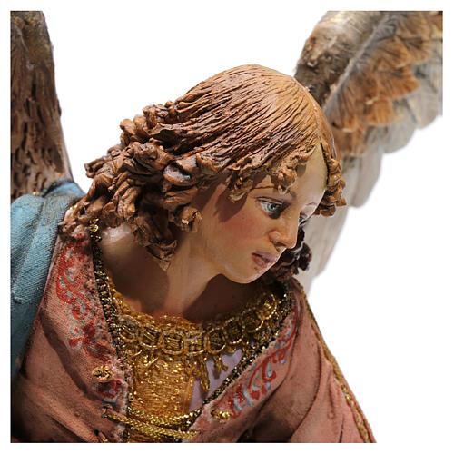 Scena dell' Annunciazione 30 cm Presepe Tripi 9