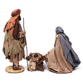 Nativité 3 santons Angela Tripi 18 cm s5
