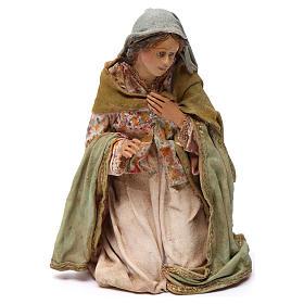 Natività in terracotta 3 pezzi Angela Tripi 18 cm s2