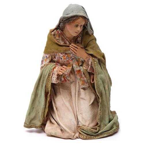 Natività in terracotta 3 pezzi Angela Tripi 18 cm 2