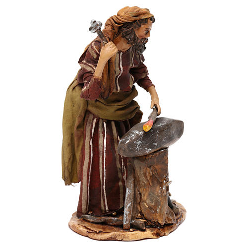 Fabbro con incudine 13 cm Angela Tripi 4