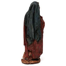 Pastor con pajizo 18 cm belén Angela Tripi s11