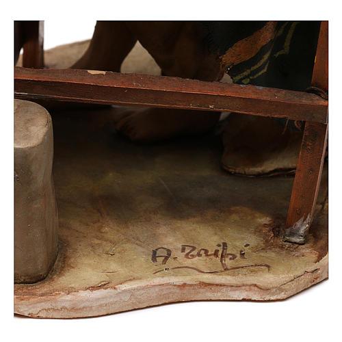 Pastore con tornio 18 cm A. Tripi 6