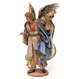 Angel messenger for 18 cm Nativity scene, Angela Tripi s3