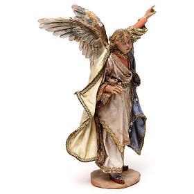 Angel messenger for 18 cm Nativity scene, Angela Tripi s4