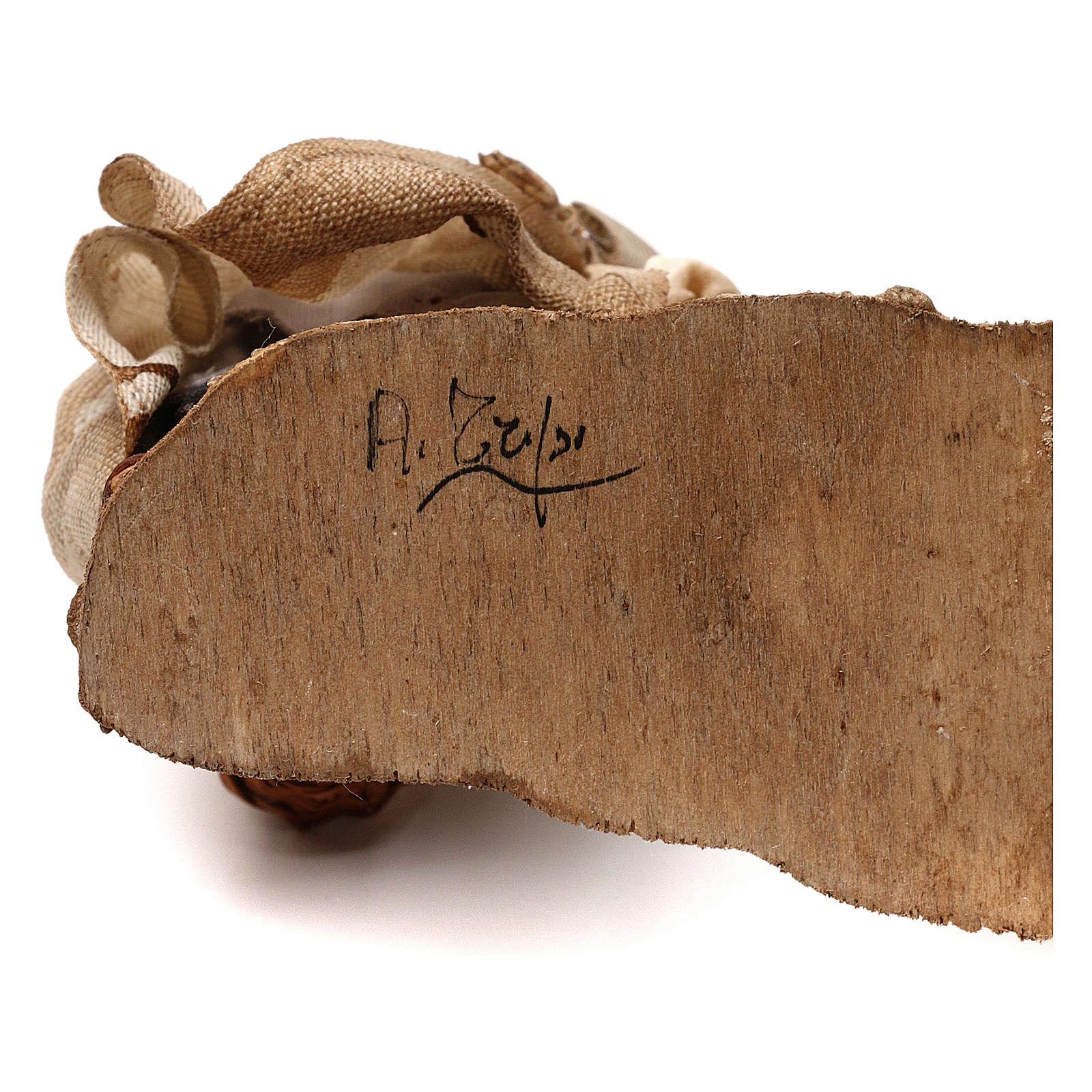 Pastore con maiali 13 cm Tripi 4