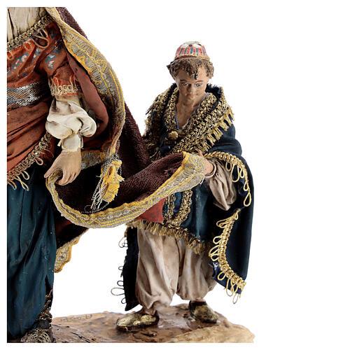 Roi Mage avec page 18 cm atelier Angela Tripi 3