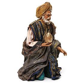 King for 18 cm Nativity scene, Angela Tripi s4