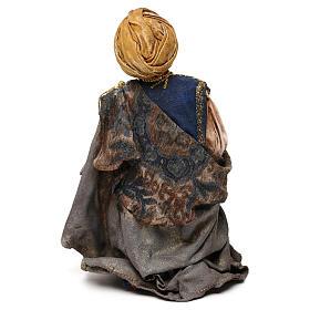 King for 18 cm Nativity scene, Angela Tripi s5