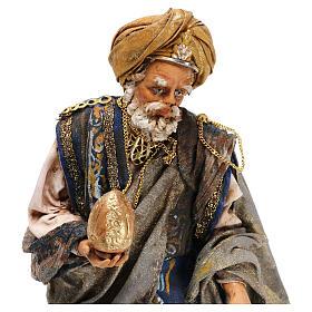 Kneeling Wise Men 18 cm, nativity Tripi s2