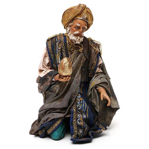 Kneeling Wise Men 18 cm, nativity Tripi 1