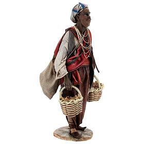 Esclave avec graines 18 cm atelier Angela Tripi s5