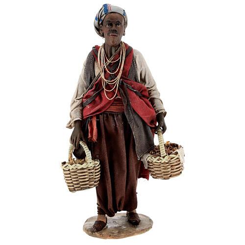 Esclave avec graines 18 cm atelier Angela Tripi 1