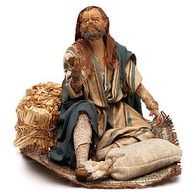 Beggar figurine, 18 cm Tripi nativity s1