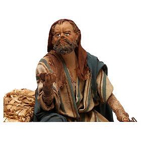 Beggar figurine, 18 cm Tripi nativity s2