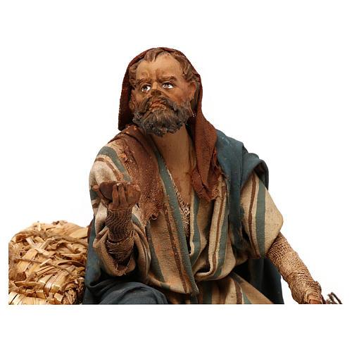 Beggar figurine, 18 cm Tripi nativity 2