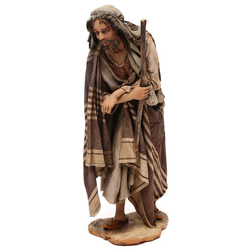 Holy Family set with putti, 30 cm Tripi nativity 6