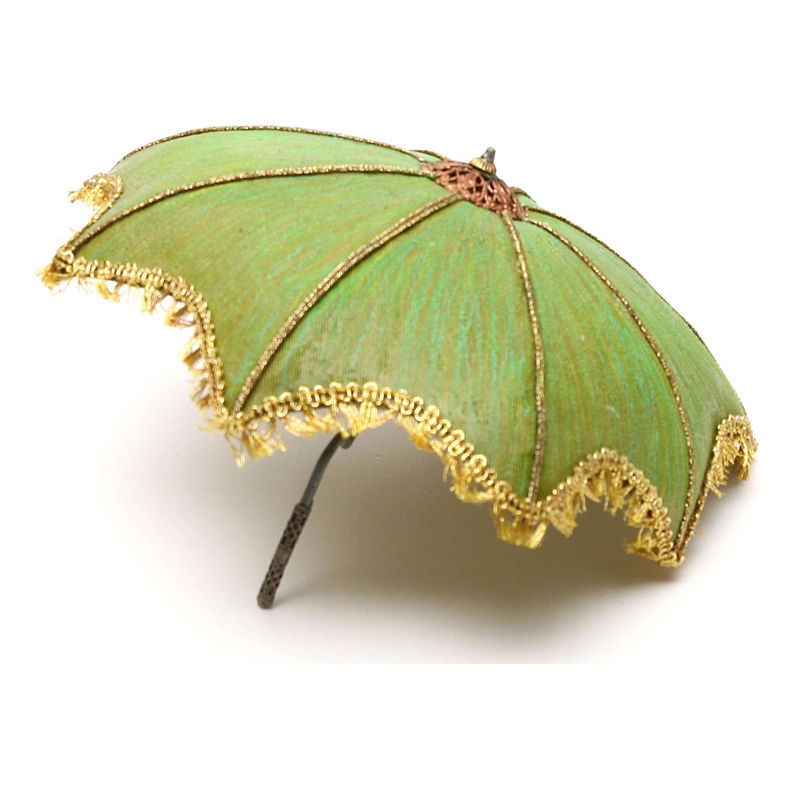 Siervo con paraguas 30 cm Colección Tripi 4