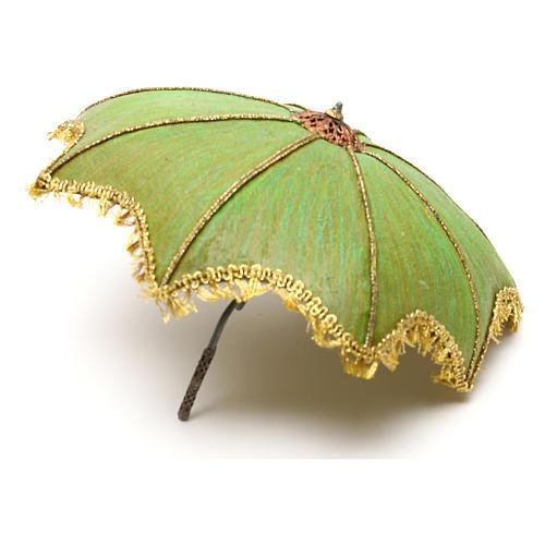 Serf avec ombrelle crèche 30 cm Tripi 6