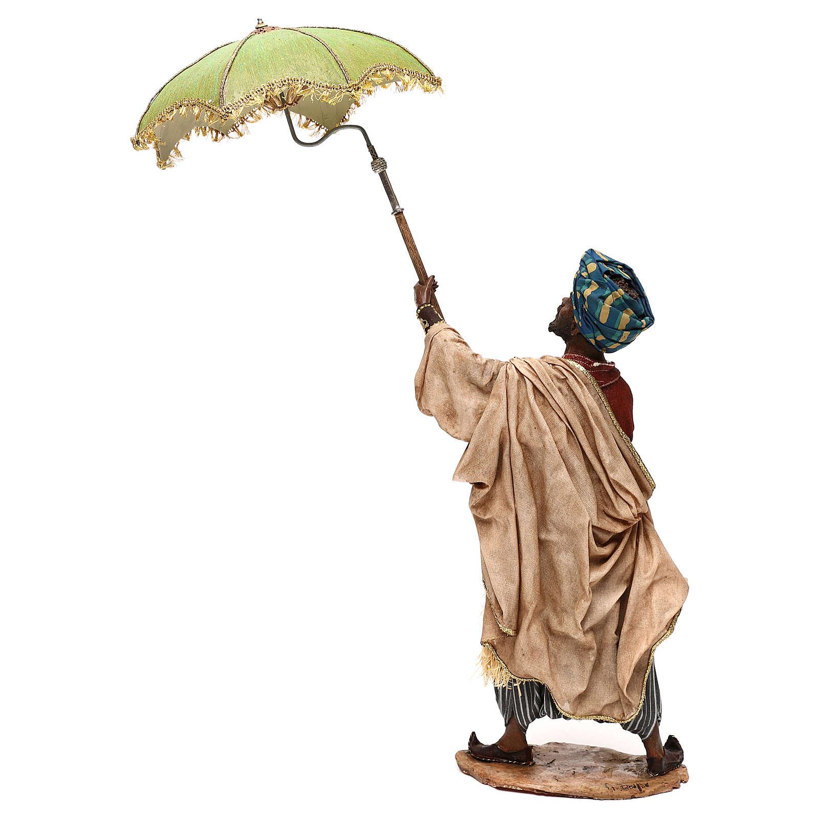 Servo con ombrello 30 cm Collezione Tripi 4