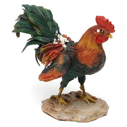 Cockerel 18 cm Angela Tripi 4