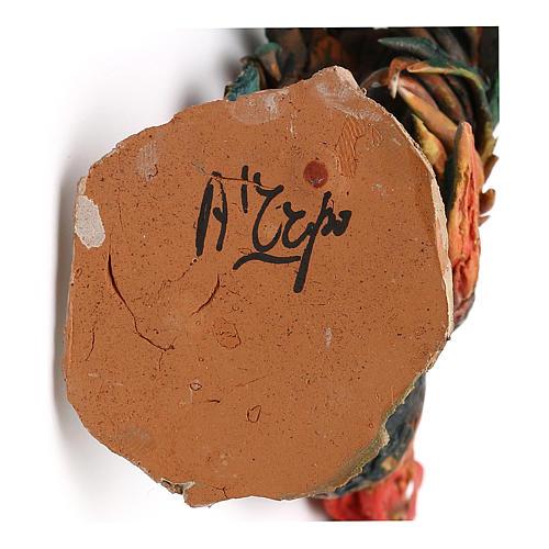 Cockerel 18 cm Angela Tripi 6